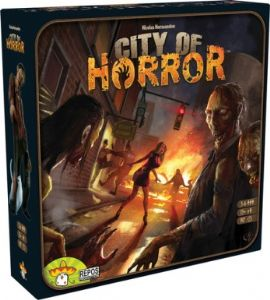 City of Horror